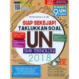 Toko Siap Sekejap Taklukkan Soal Un Smk Teknologi 2018 Free Cd Dekat Sini
