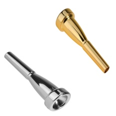 Beli Barang Silver Gold Trumpet Mouthpiece 7C Ukuran Untuk Bach New Instrumen Aksesoris Intl Online