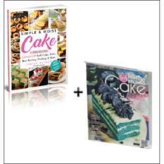 Toko Simple Moist Cake Homemade Cake 40 Resep Cake Tanpa Oven Tanpa Mixer Tanpa Margarin Paket Lengkap