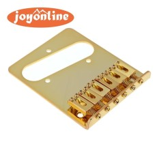 Spesifikasi Single Coil Guitar Bridge With 6 Barrel Saddles For Electric Guitar Gold Intl Lengkap Dengan Harga
