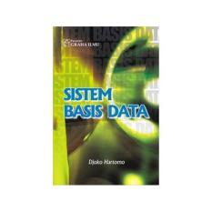 Jual Sistem Basis Data Djoko Hartomo Graha Ilmu Buku Komputer Di Bawah Harga