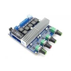 SMAKN® TPA3116 2.1CH 2*50 W + 100 W Amp Kit Amplifier Board Rakitan-Intl