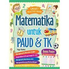 SMART PRACTICE BOOK : MATEMATIKA UNTUK PAUD & TK