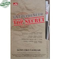 Jual Sony Eko Yanuar Entrepreneur Top Secret Antik