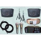 Promo Toko Sound System Paket Rapat Kecil 5 Auderpro