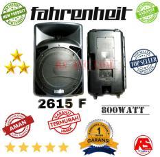 SPEAKER PASIVE 15 INCH PROFESSIONAL FAHRENHIET 2615 F ORIGINAL