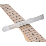 Stainless Steel Fretboard Fingerboard Radius Gauge Mengukur Luthier Alat Untuk Gitar Bass Intl Not Specified Diskon 50