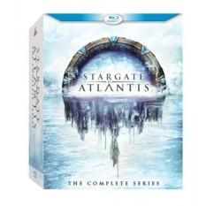 Stargate Atlantis: The Complete Series [Blu-ray] - intl