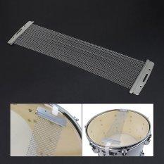 Steel Snare Wire 30 Strand Drum Spring untuk 14 Inch Snare Drum Cajon Box Drum Outdoorfree-Intl