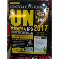 Harga Strategi Kupas Tuntas Skl Un Sma Ma Ips 2017 Sesuai Kisi Kisi Terbaru Yang Bagus