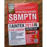 Harga Strategi Sukses Sbmptn 2018 Saintek Buku Sbmptn Sebelah Toko Online