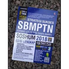 Strategi Sukses SBMPTN 2018 Soshum - Buku SBMPTN
