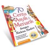 Perbandingan Harga Suka Buku 70 Cerita Asyik Menarik Dengan Makna Hadist Di Indonesia