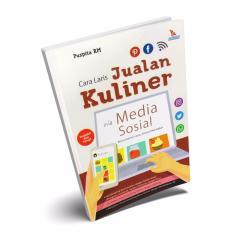 Suka Buku - Cara Laris Jualan Kuliner via Media Sosial