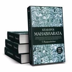 Beli Suka Buku Kitab Epos Mahabharata Edisi Asli Eksklusif Nyicil