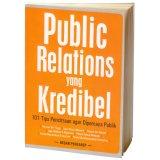 Model Suka Buku Public Relations Yang Kredibel Terbaru