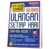 Harga Suka Buku Raih Nilai Tertinggi Berani Ulangan Setiap Hari Smp Mts Kelas Vii Yang Murah Dan Bagus