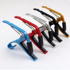 Super Low Price Guitar Capo / Capo Gitar - Red color