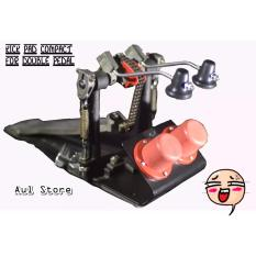 SZS Kick Pad Compact For Double Pedal With Special Beater
