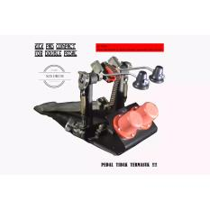 SZS Kick Pad Compact For Double Pedal With Special Beater STRIDE STORE