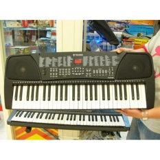 Techno Keyboard T-8100 - Hitam