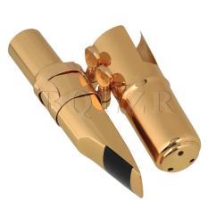 Harga Penyanyi Tenor Saksofon Corong Saksofon Kuningan 6 L 11 Cm Emas Original