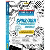 Spesifikasi Termurah Buku Panduan Ujian Cpns Asn 2018