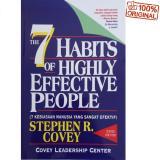 Spek The 7 Habits Of Highly Effective People 7 Kebiasaan Manusia Yang Sangat Efektif Stephen R Covey Stephen R Covey