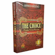 Spesifikasi The Choice Dialog Islam Kristen Ahmed Deedat Original Hard Cover Pustaka Al Kautsar Murah