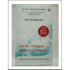 Promo The Life Changing Magic Of Tidying Up By Marie Kondo Dki Jakarta