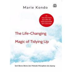 Promo The Life Changing Magic Of Tidying Up Fresh Stock Best Seller Marie Kondo Sebelah Toko