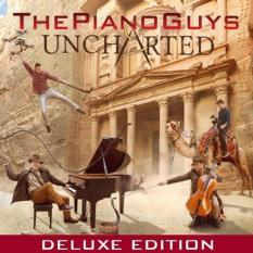 Jual The Piano Guys Uncharted Cd Dvd Original