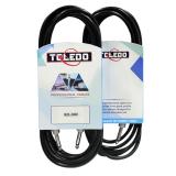 Daftar Harga Toledo Kabel Jack Kj1 3 M Toledo