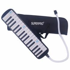 Spesifikasi Tope Pianika Superpro Plus Tas Hitam Paling Bagus