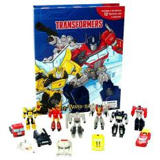 TRANSFORMERS MY BUSY BOOK BUKU ANAK IMPORT