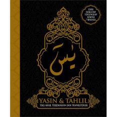 Harga Turos Pustaka Yasin Tahlil Buku Agama Islam Hard Cover Jawa Barat