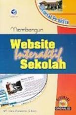 TUTORIAL PRAKTIS MEMBANGUN WEBSITE INTERAKTIF SEKOLAH - MT. HERU PURW
