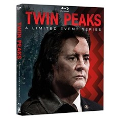 Twin Peaks: A Limited Event Series [Blu-ray] - intl