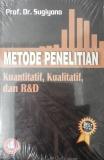 Toko Uranus Alfabeta Metode Penelitian Kuantitatif Kualitatif Dan R D New Cover Terlengkap Di Indonesia