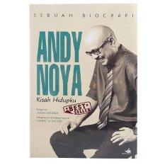 Jual Uranus Kompas Andy Noya Kisah Hidupku Original