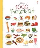 Review Pada Usborne 1000 Things To Eat Buku Edukasi Import Anak Bahasa Inggris