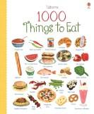 Jual Usborne 1000 Things To Eat Buku Edukasi Import Anak Bahasa Inggris Lengkap