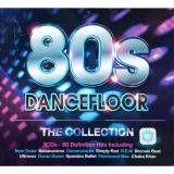 Spesifikasi Various Artists 80 S Dance Floor 3 Cd Yang Bagus