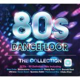 Spesifikasi Various Artists 80 S Dance Floor 3 Cd Dan Harga