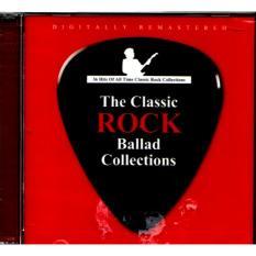 Katalog Various Artists Classic Rock Ballad Collections 2 Cd Terbaru