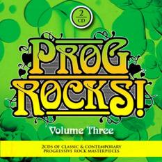 Various Artists - Prog Rocks Vol.3 (2cd) By Womdisc.