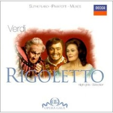 Verdi: Rigoletto (Highlight)/Sutherland, Pavarotti-Internasional