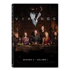 Vikings Season 4 Volume 1 Dvd - intl