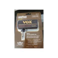Jual Vox Ap Ag Amplug Acoustic Headphone Guitar Amplifier Di Bawah Harga