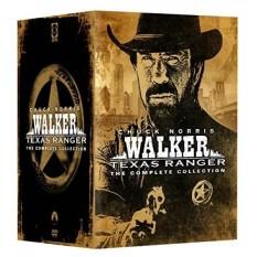 Walker, Texas Ranger: The Complete Collection - intl